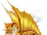 Smok złoty