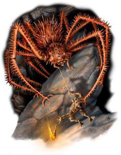 Harpoon spider