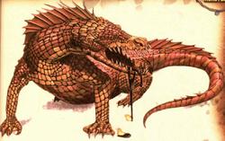 Orange Dragon 3e