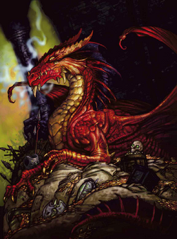 Red Dragon DM100