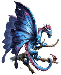 Faerie Dragon 5e