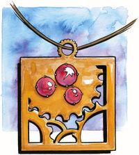 Rill Cleverthrush's Holy Symbol