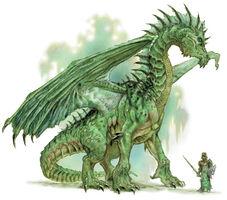 Green Dragon 3e