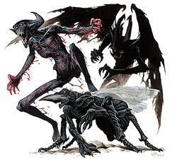 Devils- Advespa, Amnizu, and Malbranche