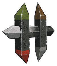 The Hexagram by Warren Mahy