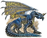 Blue Dragon 3e