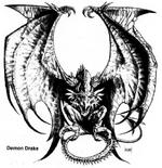 Demon drake