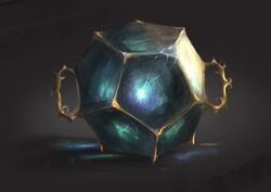 BlackSalander Dodecahedron Beacon