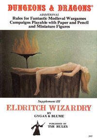 Eldritch Wizardry