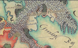 Półwysep Thillonryjski