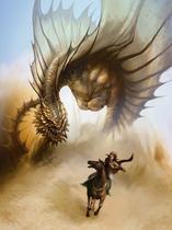 Brown Dragon 4e