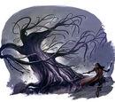 Żmijowe drzewo