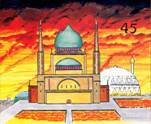 Mosque of Blistering Atonement