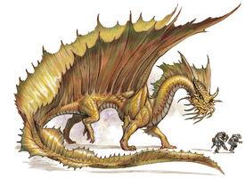 Gold Dragon 3e
