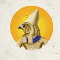 Horus-Re symbol