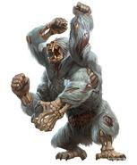 Girallon Zombie