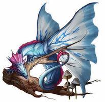 Faerie Dragon 4e