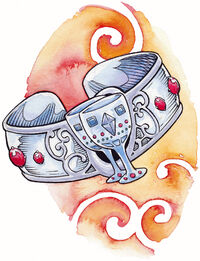 Sheyanna Flaxenstrand Holy Symbol