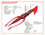 Squid Ship