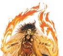 Czarnoksiężnik piekielnego ognia