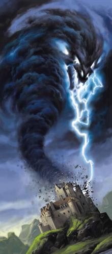 Tornado Dragon