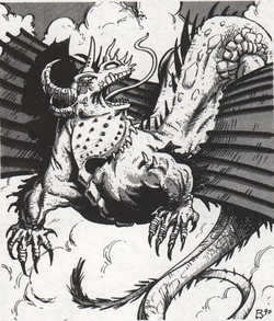 Adamantite Dragon