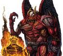 Golem z ciał demonów