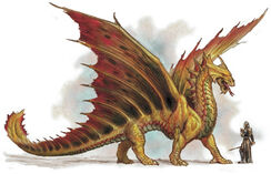 Brass Dragon 3e