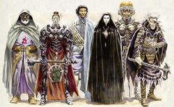 Clerics