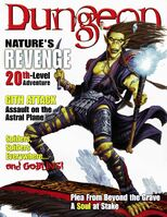 Dungeon Magazine 92