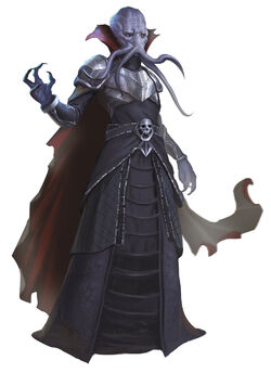 Mind flayer - 5E