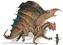 Copper Dragon 3e