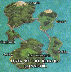 Isles of the Blessed