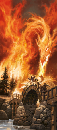 Wildfire Dragon