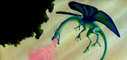Faerie Dragon DM62