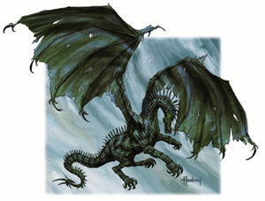 Tarterian Dragon