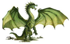 Green Dragon 5e