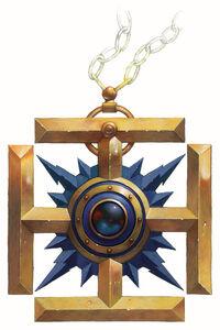 Tarmuid's Holy Symbol