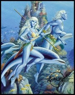 Sea-elves