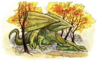 Green Dragon DL