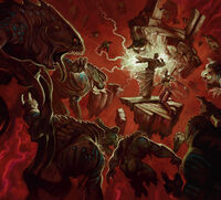 Elemental Chaos MotP