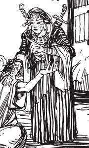 Xan Yae cleric