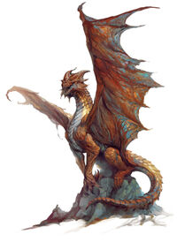 Copper Dragon 5e