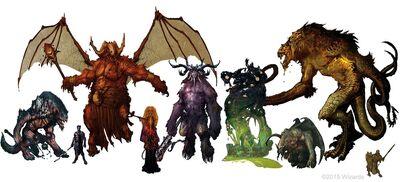 Demon lords 5e