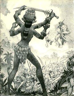 Kali&Indra