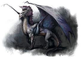 Steel dragon 3e