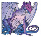 Amethyst Dragon 2e
