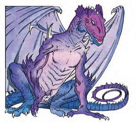 Amethyst Dragon 2e