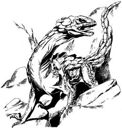 Stone Dragon DM134