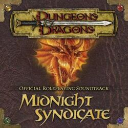 Dungeons and Dragons album cover